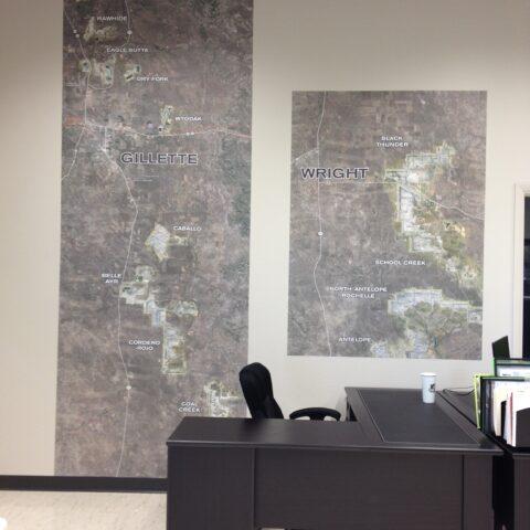 Full Wall Graphics