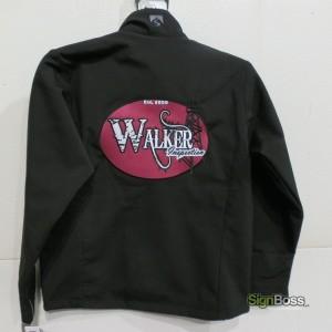 Walker Inspection – Embroidered Jacket