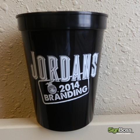 Jordan's Dining - Custom Plastic Cups
