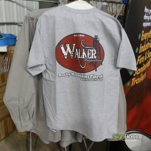 Walker Inspection – Tee Shirts