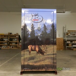 Rocky Mountain Elk Foundation – Gun Safe Wrap