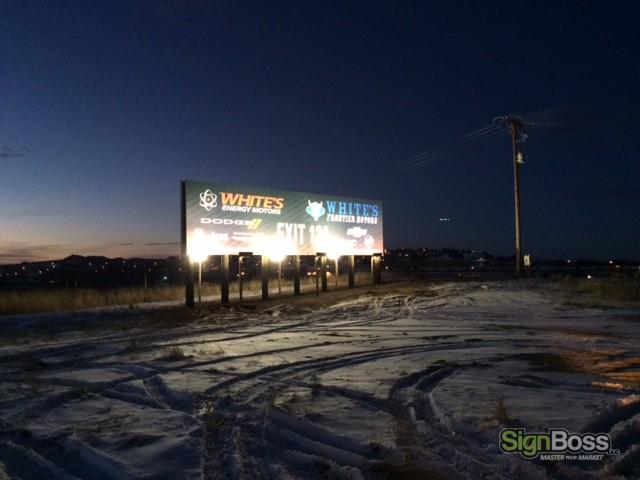 Billboard-night