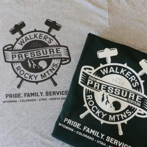 Tee Shirts – Walker Inspection