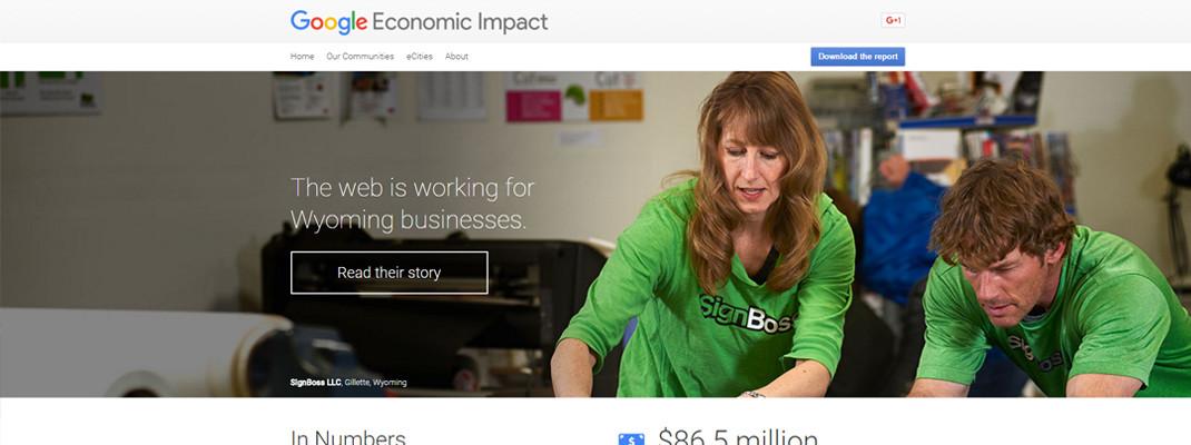 Google featured business gillette wy signboss