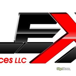 Flexx Wireline Services – Logo Design