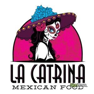 La Catrina Mexican Food – Logo Design