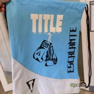 Drawstring Bags – La Familia Fight Team