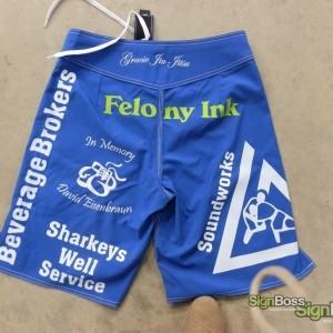 Athlete Shorts – La Familia Fight Team