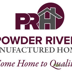 Powder River Homes – Logo Design