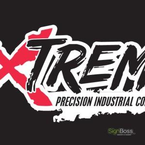 Extreme Precision – Logo Design