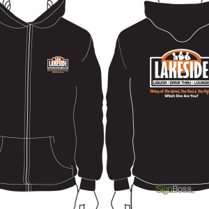 Custom Sweatshirts – Lakeside Liquors