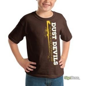Youth Tee Shirts – Prairie Wind Elementary