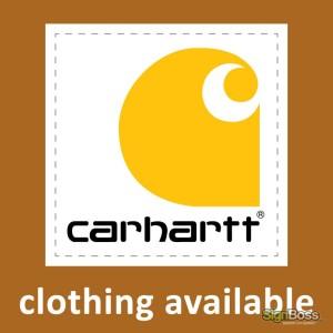 Custom Carhartt Clothing Available
