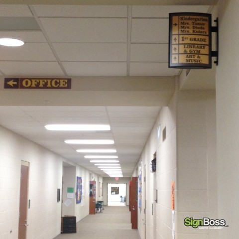 Directional Signs