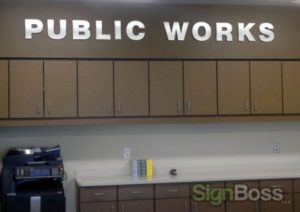 Signs and Graphics for the City of Gillette WY