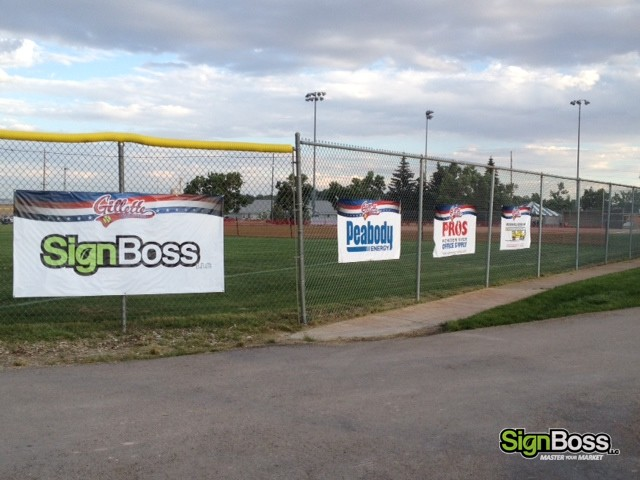 custom banners in Gillette WY