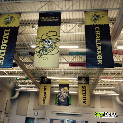 Gym Banners