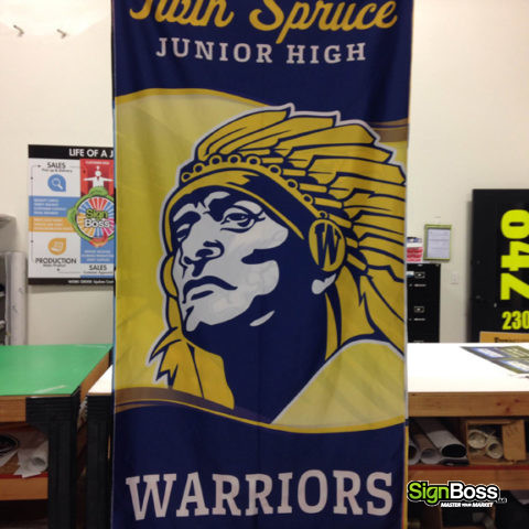 Custom Cloth Banners