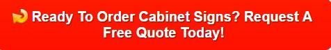 cabinetsigns