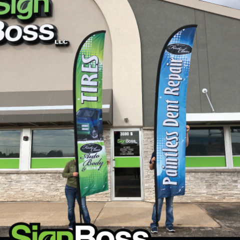 Advertising and Promotional Signs for New Businesses in Gillette WY