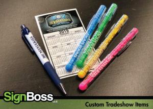 tradeshow handouts