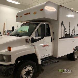 Walker Inspection – Box Truck
