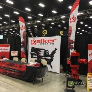Walker Inspection – Trade Show