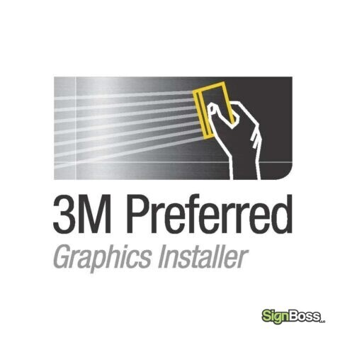 3M Preferred Vinyl Graphics Installers in Gillette WY