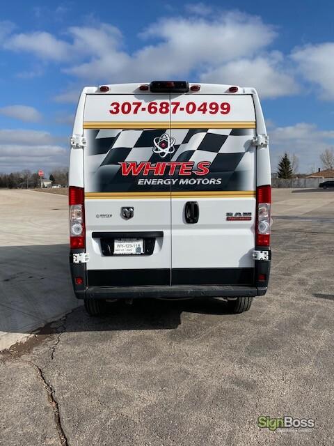 Van Wraps in Gillette WY