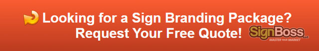Free quote on branding signs in Gillette WY