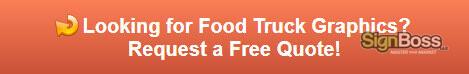 Free quote on food truck graphics