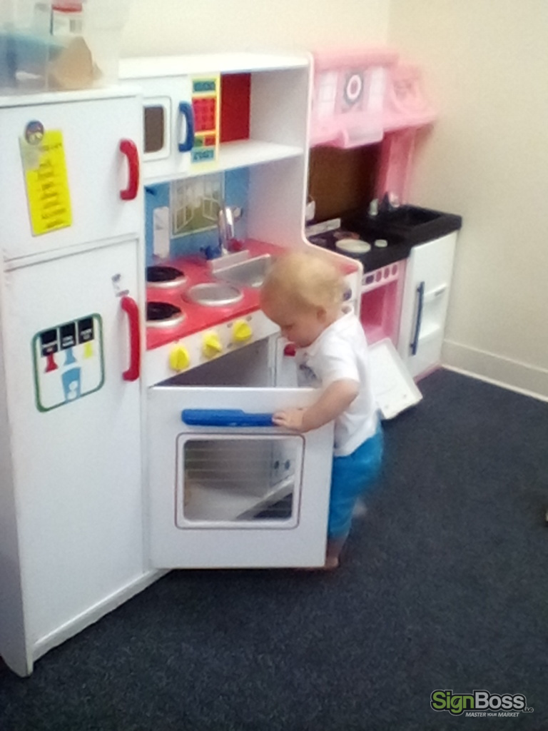 Childcare in Gillette WY at Scotty's Toy Box