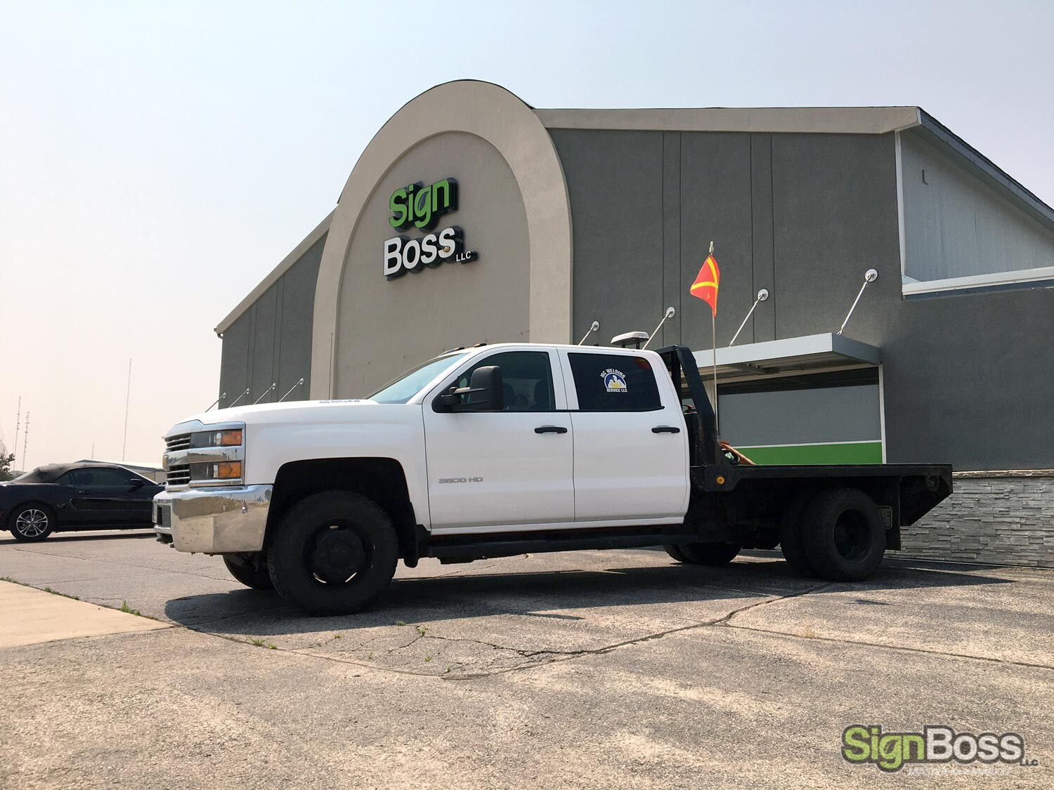 Color change vehicle wraps in Gillette WY