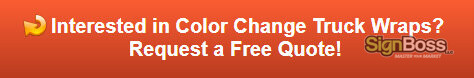 Free quote on color change truck wraps