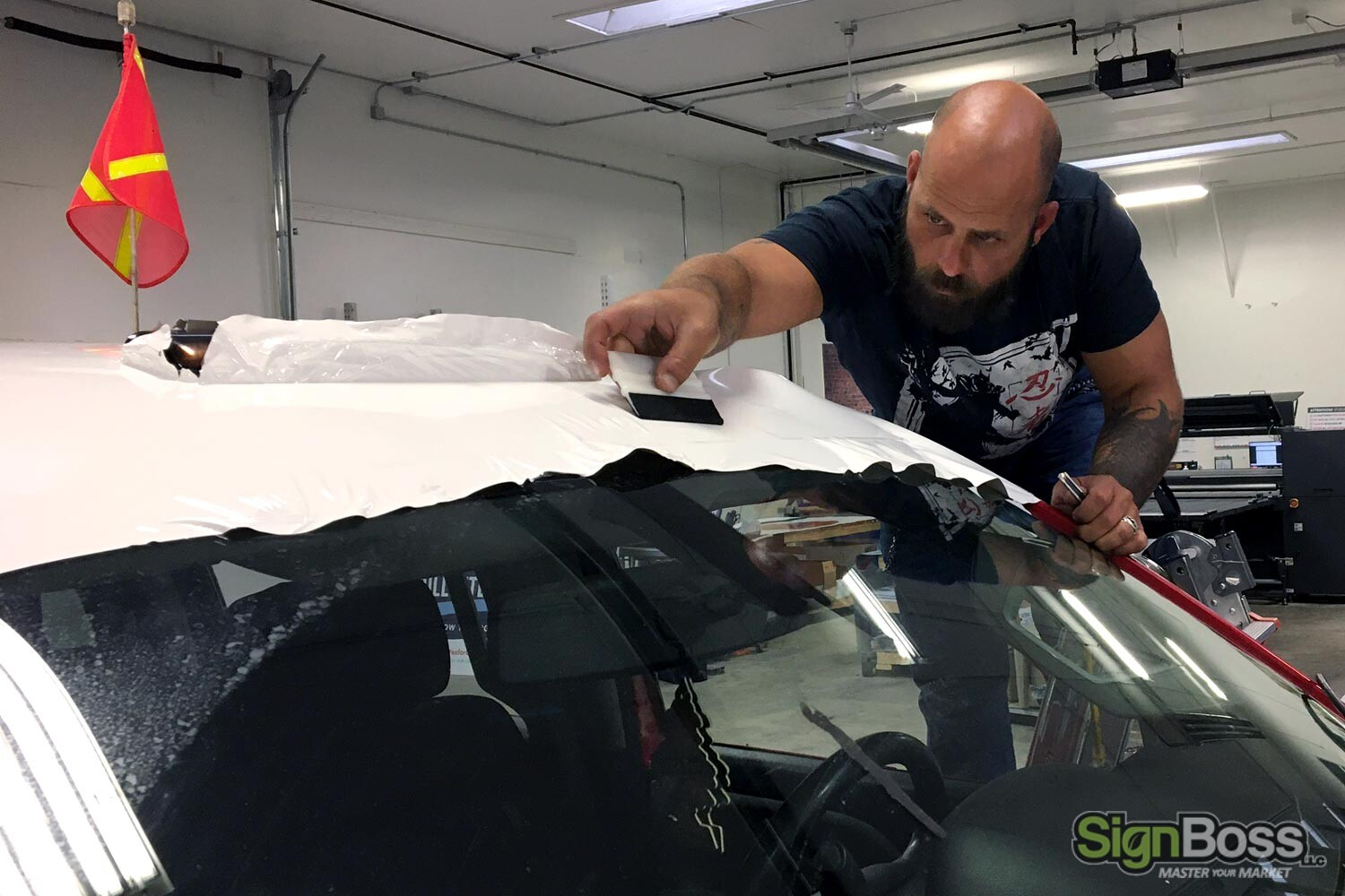 Our 3M Preferred Vehicle Wrap Installers in Gillette WY