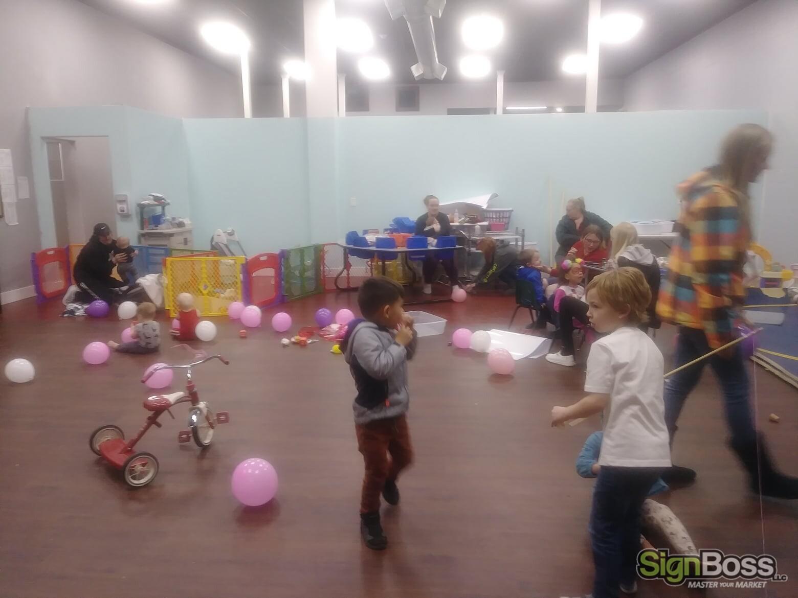 Scott's Toy Box Childcare in Gillette WY